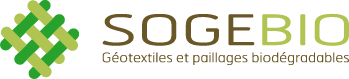 SOGEBIO - géotextiles et paillages biodégradables